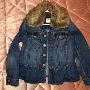 Gap Jacket with Fur